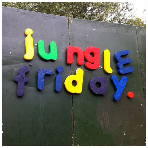 Jungle Friday Party People