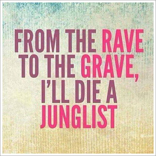 Jungle Friday Rave 2 Grave